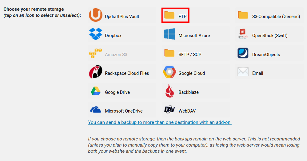 How to Backup WordPress with FTP | InMotion Hosting Support