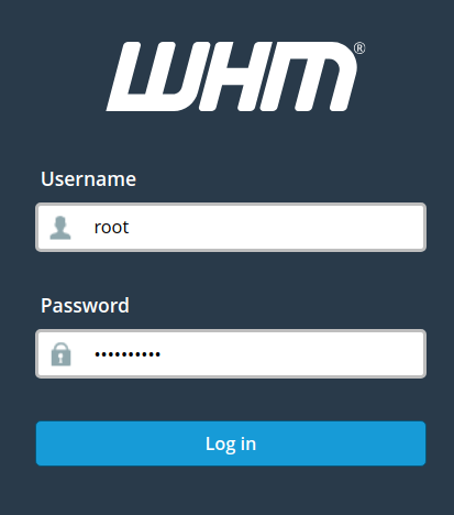 dedicated hosting blacklist whitelist root login