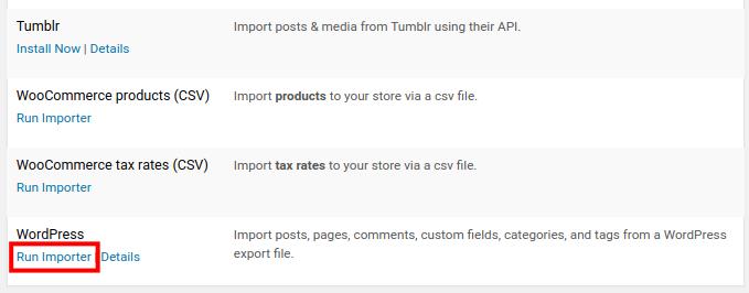 woocommerce_install-sample-data_run-wordpress-importer