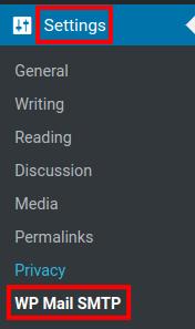 WP Mail SMTP Uninstall Settings