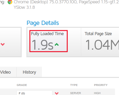 shared hosting page load  01