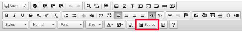 Edit HTML Code - View Source