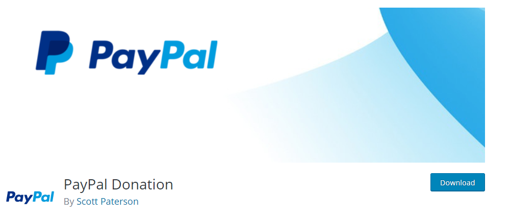 PayPal WordPress Donation Plugin