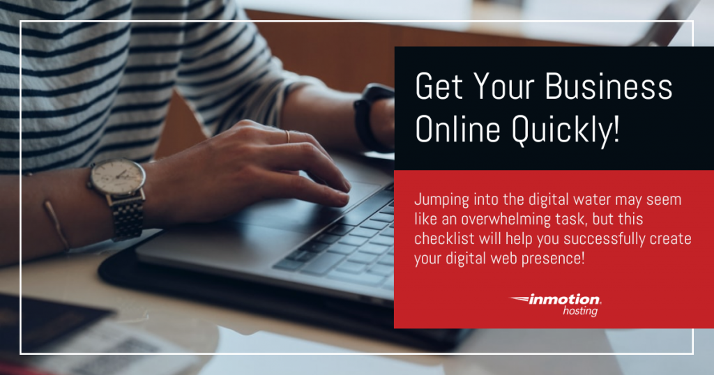 How to Get Your Business Online Quickly