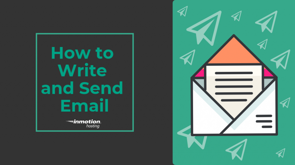 How to write and send email