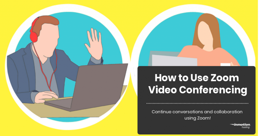 How to use zoom conferencing