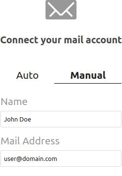 Nextcloud email configuration