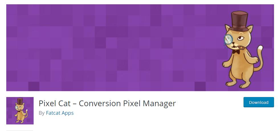 Facebook pixel plugin for WordPress
