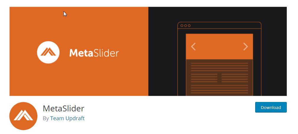 free slider plugin for wordpress