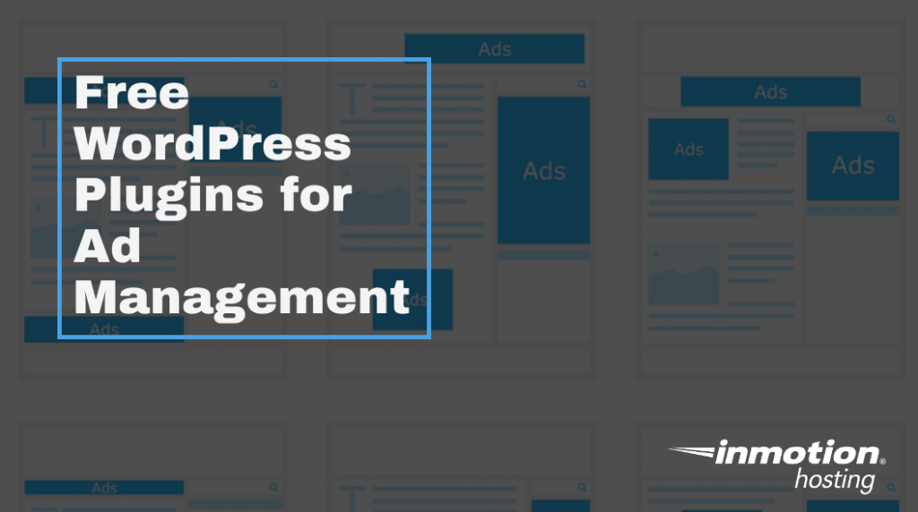 free wordpress plugins for ad management