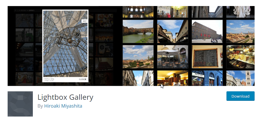 free lightbox gallery plugin for wordpress