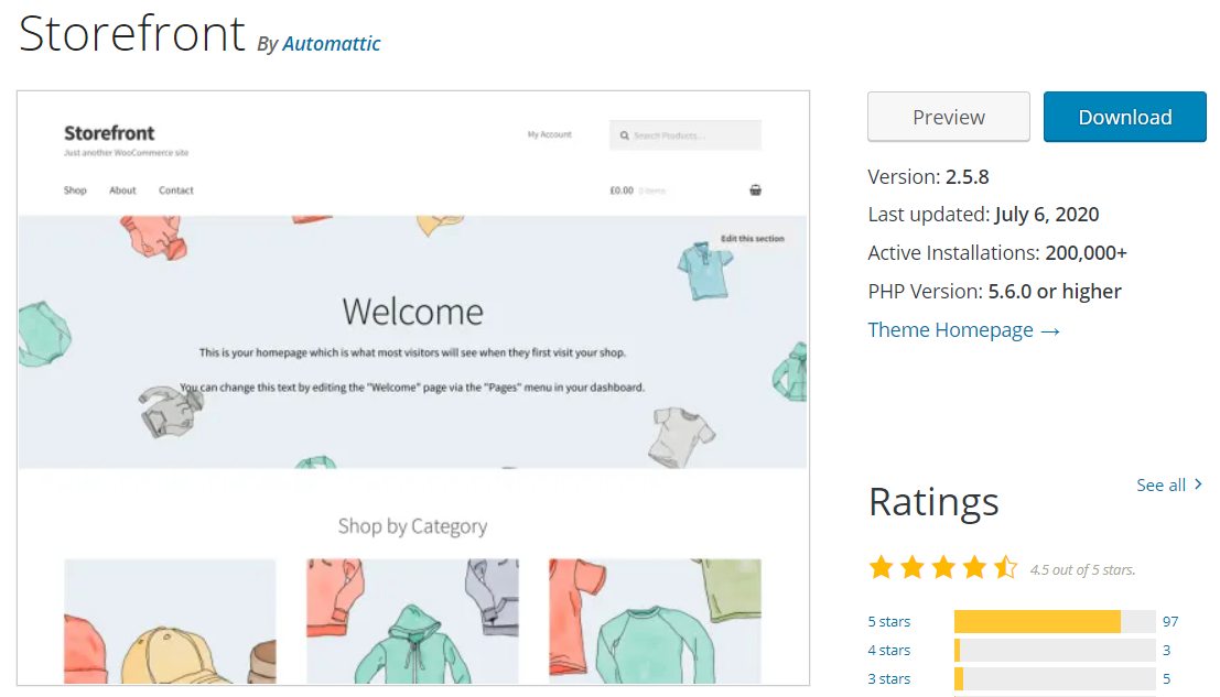 What are the Differences Between WordPress Themes and WooCommerce Themes?
