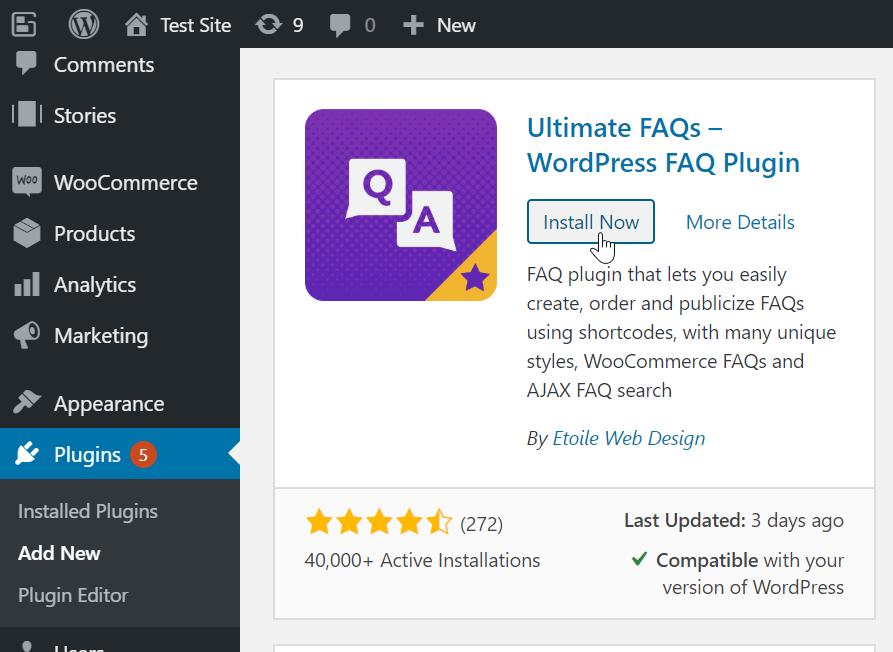 install ultimate plugin