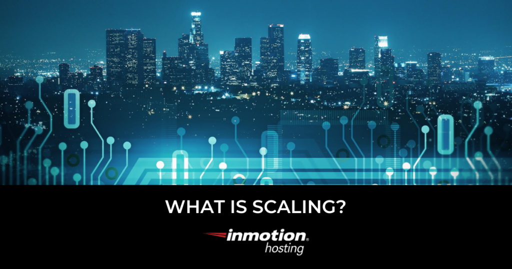 Learn about scale-up and scale-out.