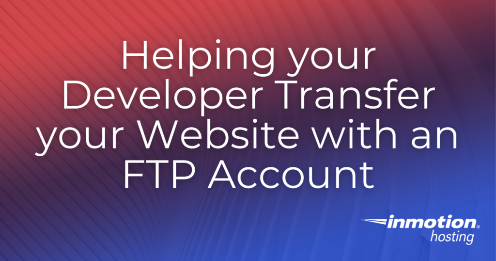 title image for FTP transfer articl