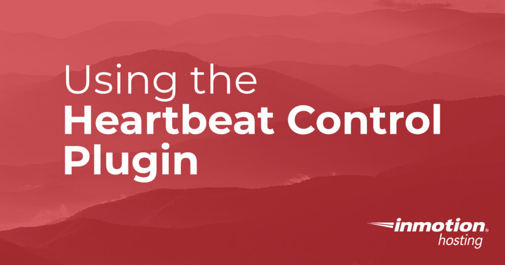 Heartbeat Control header