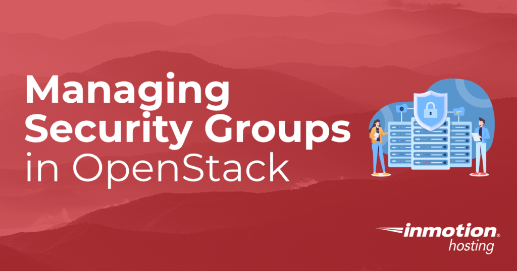 managing security groups
