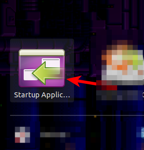 Select Startup Applications