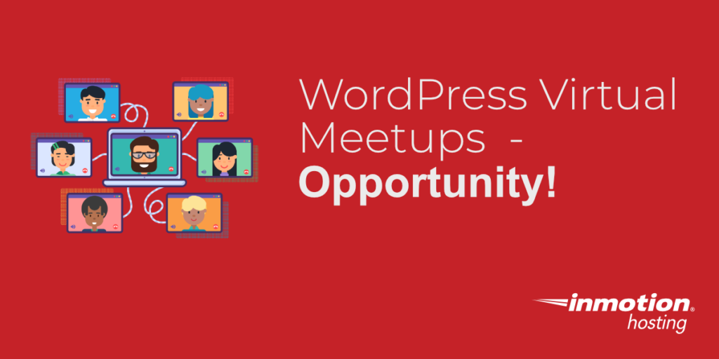 WordPress Virtual Meetups header image