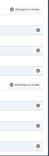 update individual plugins and themes