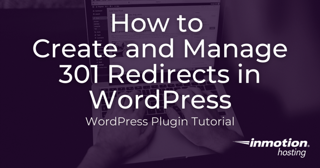 301 redirects in wordpress
