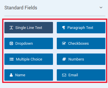 add form field