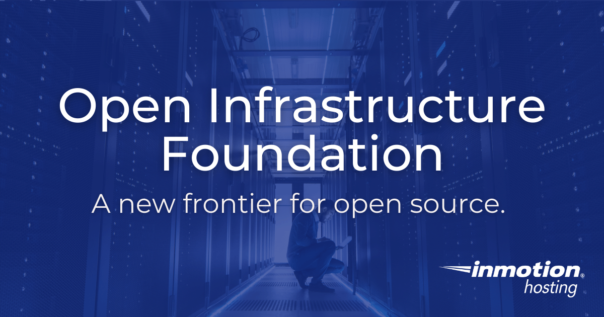 open infrastructure foundation