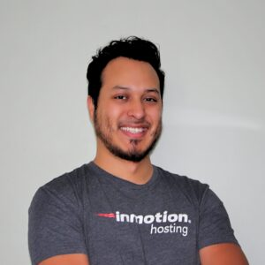 Steve Llano has been the Operations Supervisor for InMotion Hosting's Web Design Services team for the past three years.