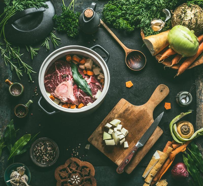 Example recipe image