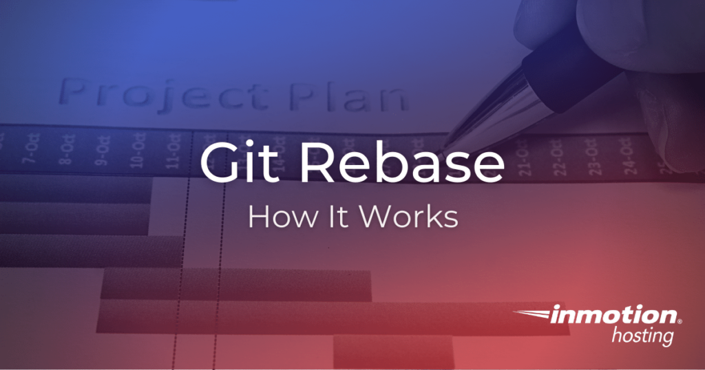 Git rebase and how it works in theory and practice.