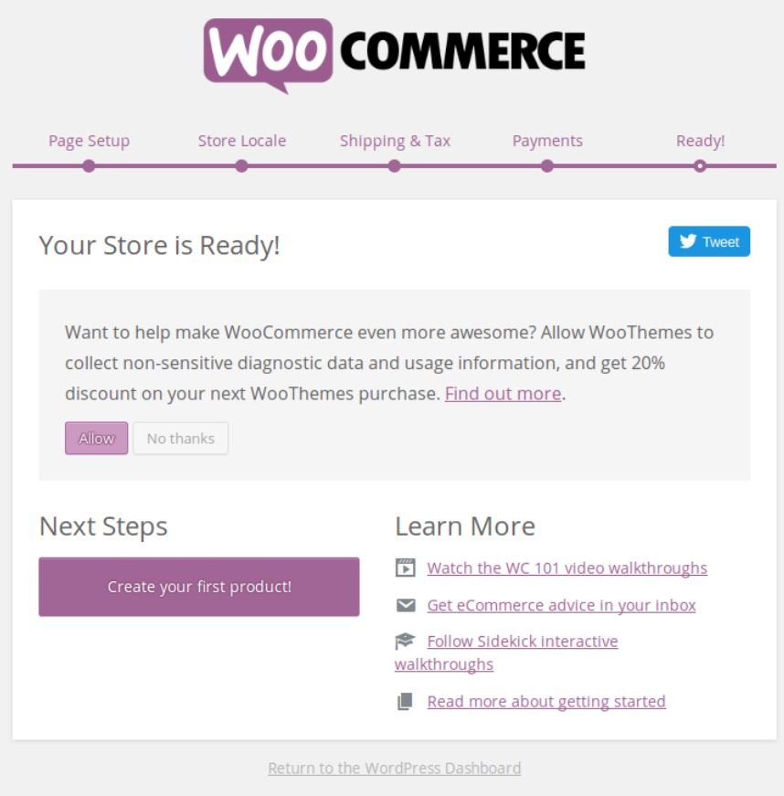 WooCommerceReady