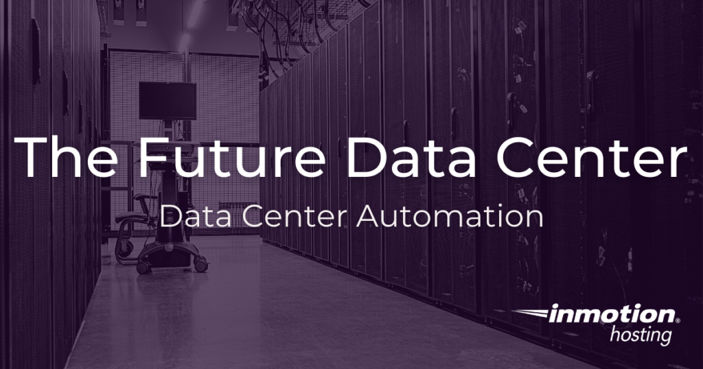 The future for data center automation
