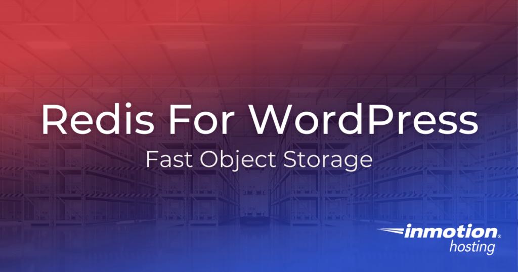 How to configure Redis for WordPress