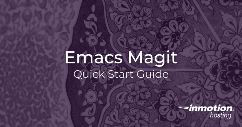 Emacs magit quick start guide