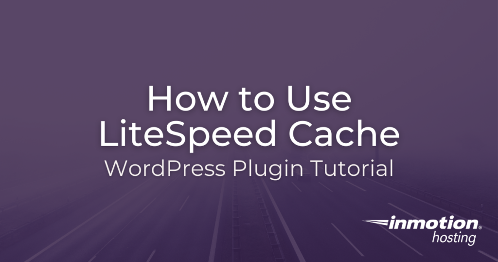 Learn How to Optimize Your WordPress Site with the LiteSpeed Cache Plugin
