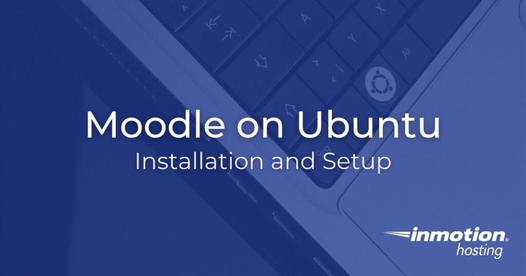 Moodle on Ubuntu Hero Image