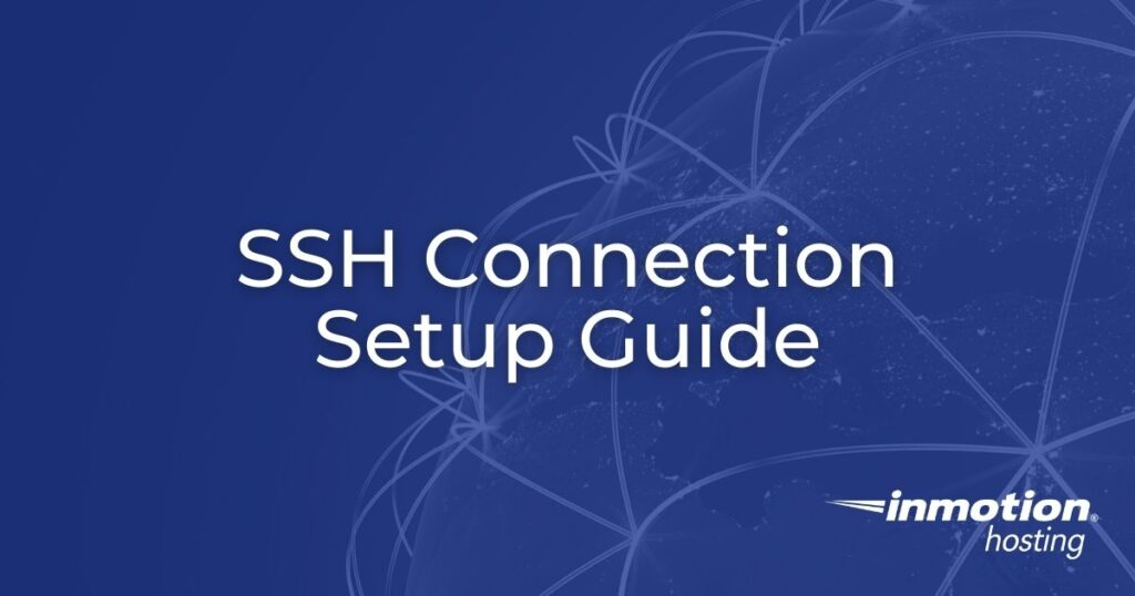 SSH Connection Guide Hero Image