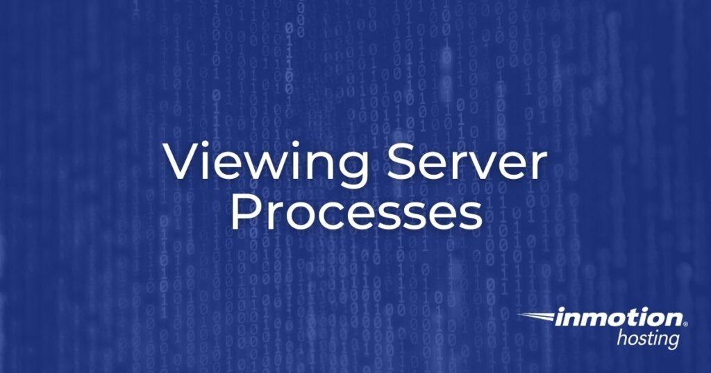 Server Processes Hero Image