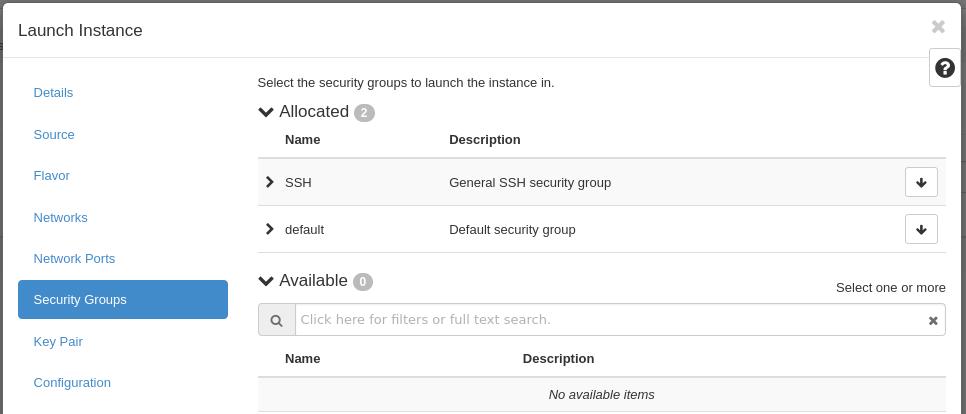 instance form 5