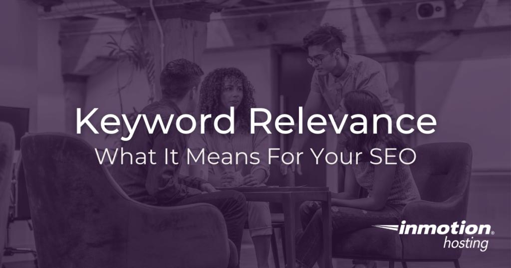 Measuring Keyword Relevance title image