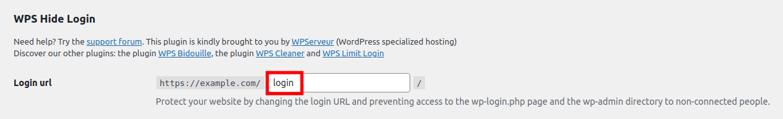 How to Hide WordPress Login URL Change
