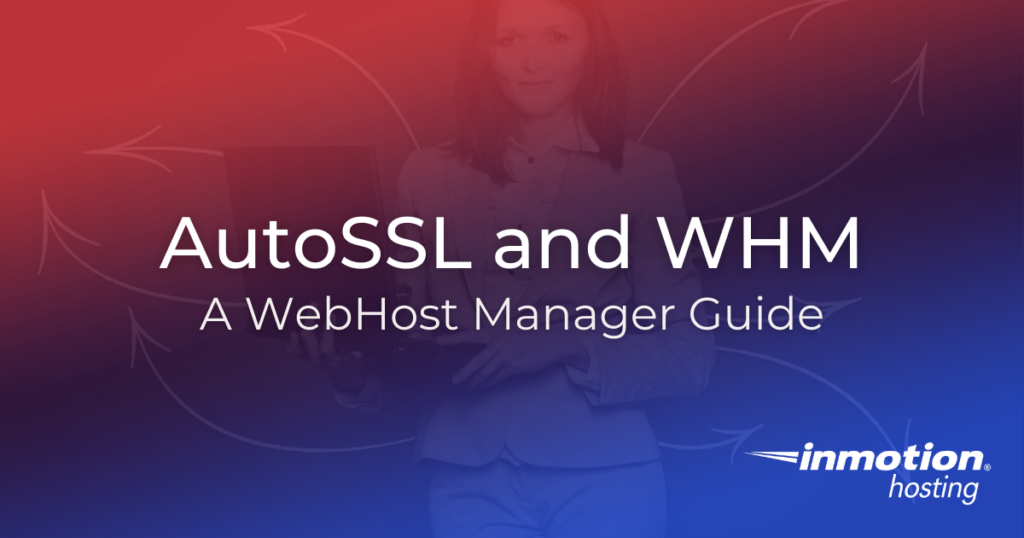 Title Image AutoSSL and WHM
