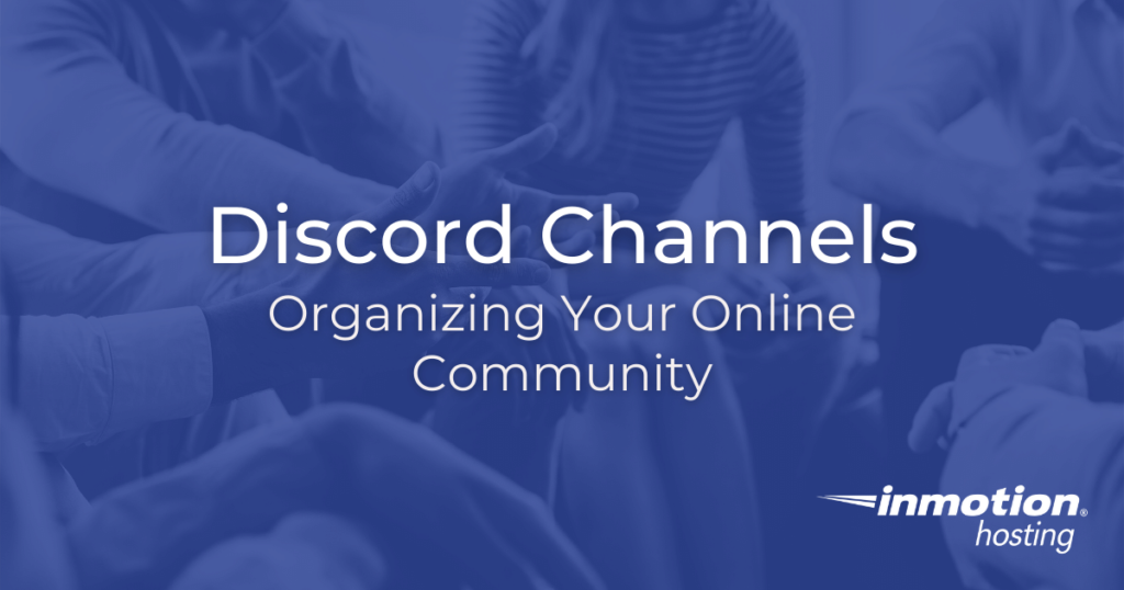 Discord Channels Hero Image