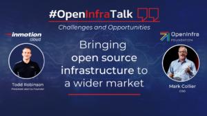 OpenInfraTalk ToddMark SocialShare