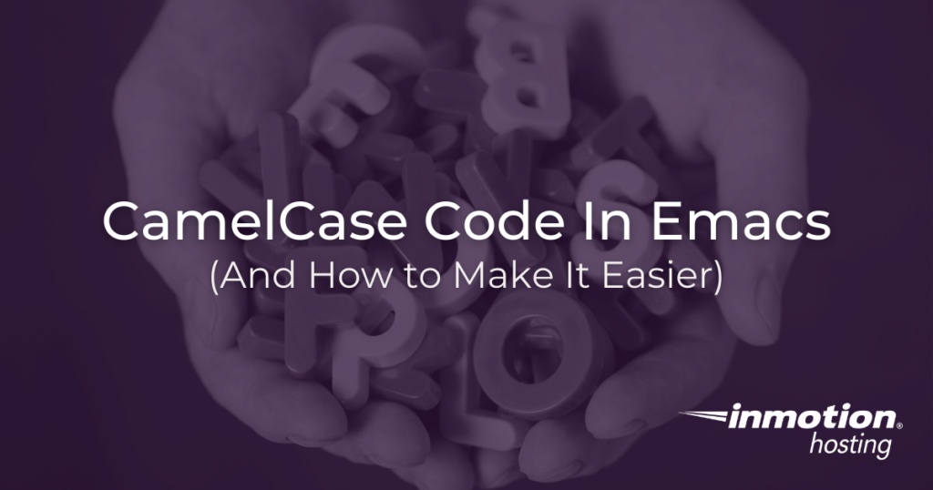 CamelCase code in Emacs