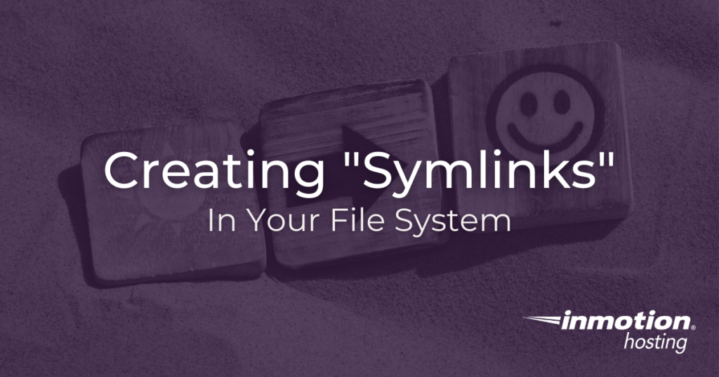 How to create symlinks in your file system for Linux / BSD / GNU