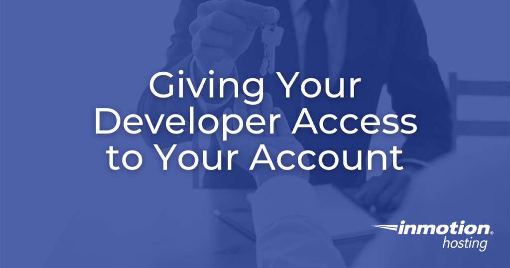 Developer Access Title Image