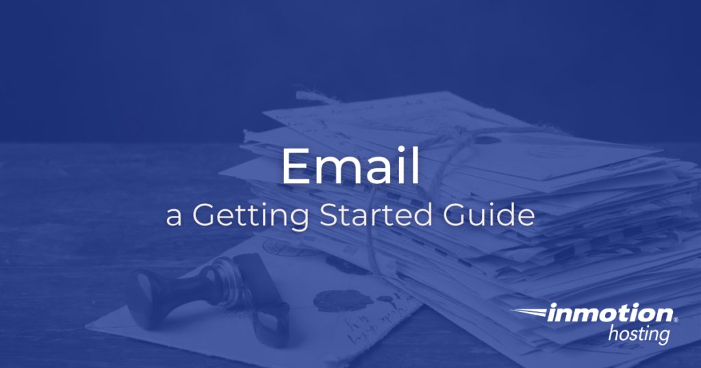 Title Image for Email a Getting Started Guide