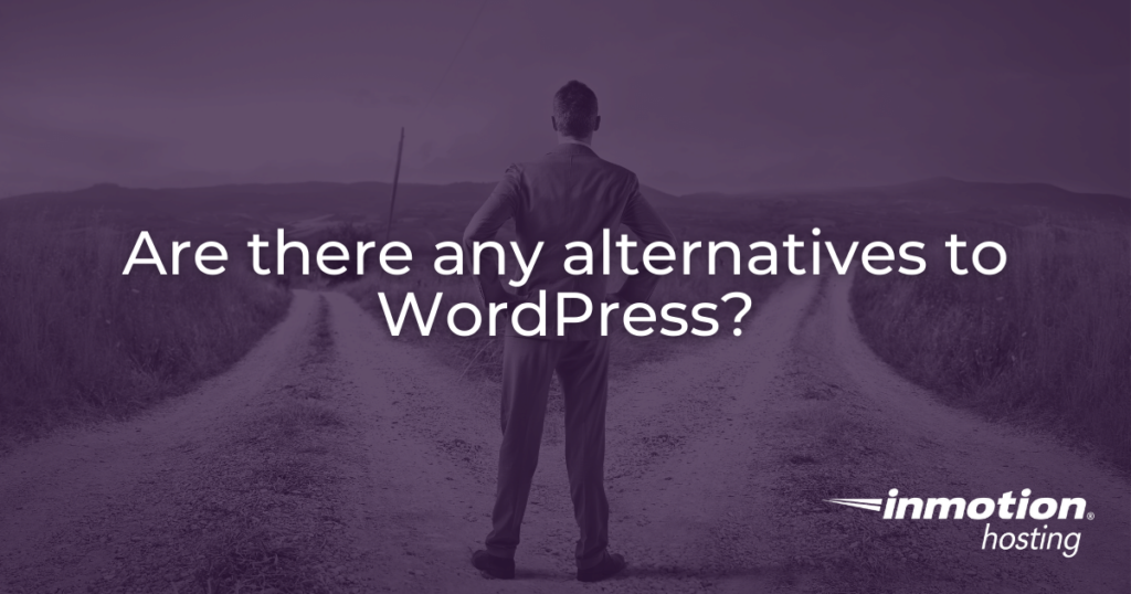 Are there any alternatives to WordPress?