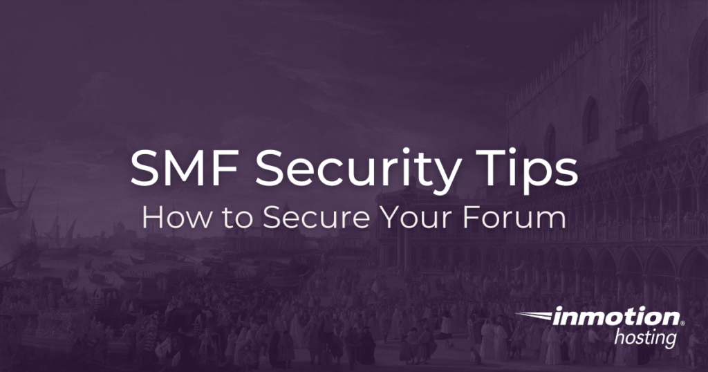 SMF security tips